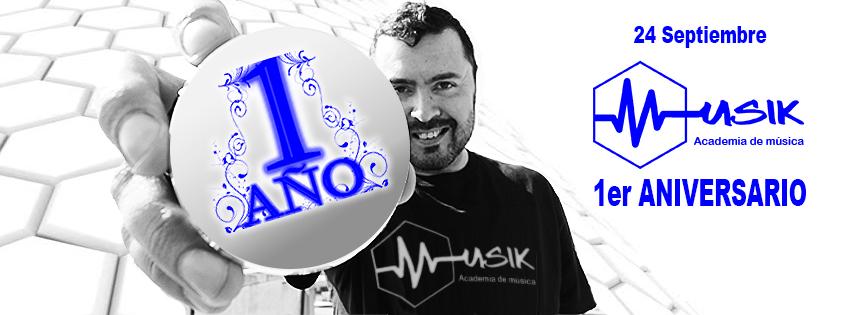 ANIVERSARIO MUSIK