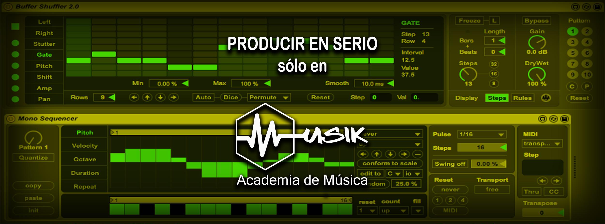 Musik 009 - Producir En Serio