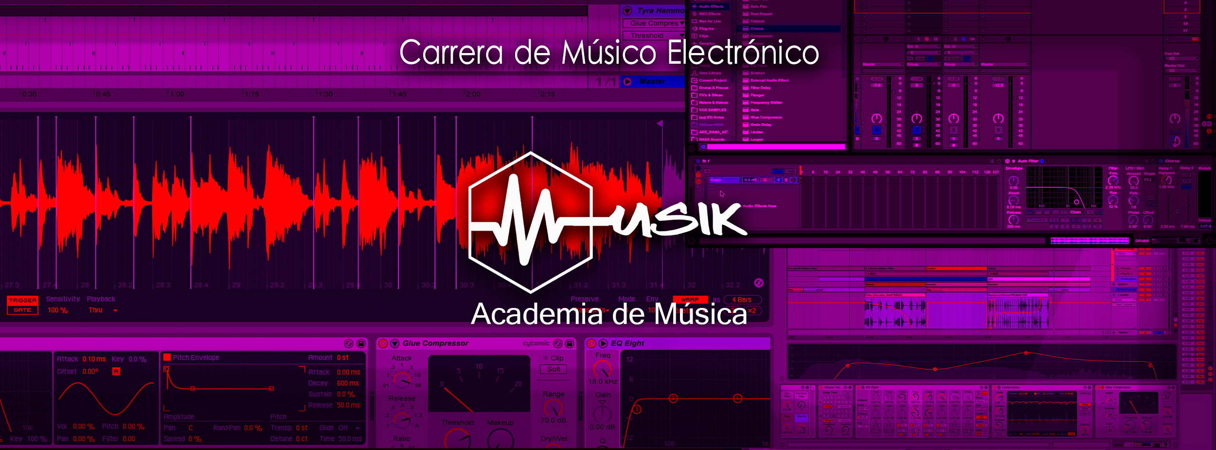 Musik 024 - Carrera Musico Elecxtronico